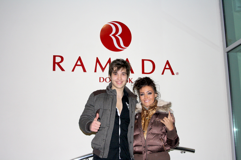 Our star guests   Ramada Hotel